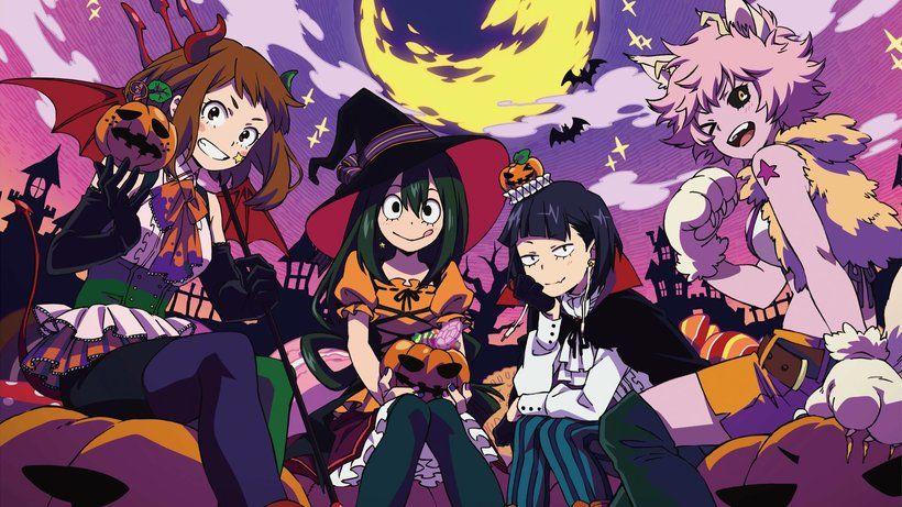 My Hero Academia Boku No Hero Academia Anime Ochaco Uraraka Tsuyu Asui Kyoka Jiro Mina Ashido 3840x2160 4k Tsuyu Asui Izuku Midoriya Animes Wallpapers