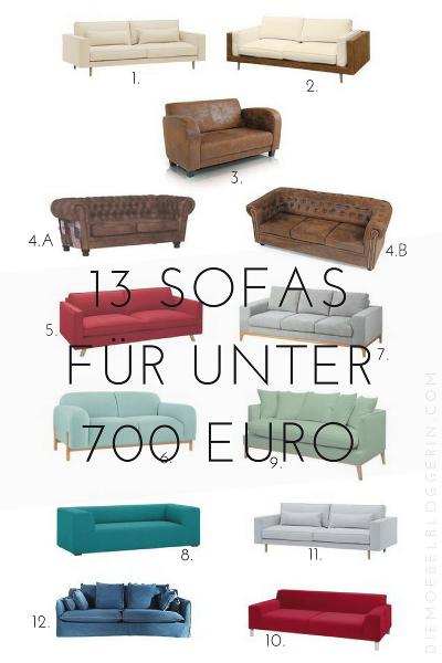 g nstig modern 13 sofas f r unter 700 euro sofa. Black Bedroom Furniture Sets. Home Design Ideas