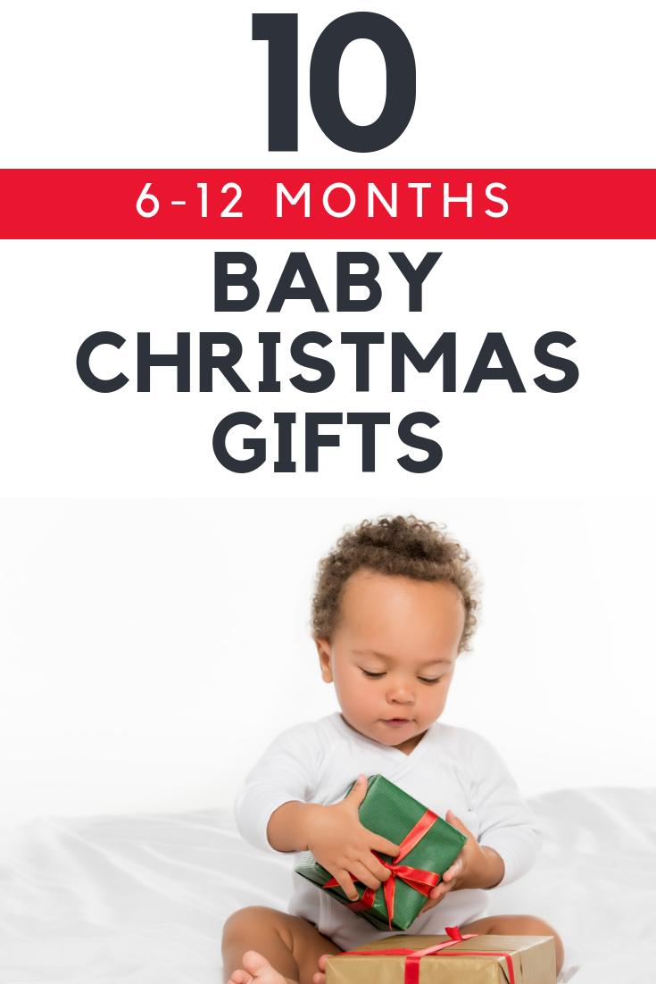 Leading Toys for Encouraging Development 6-12 Months | Christmas for ...