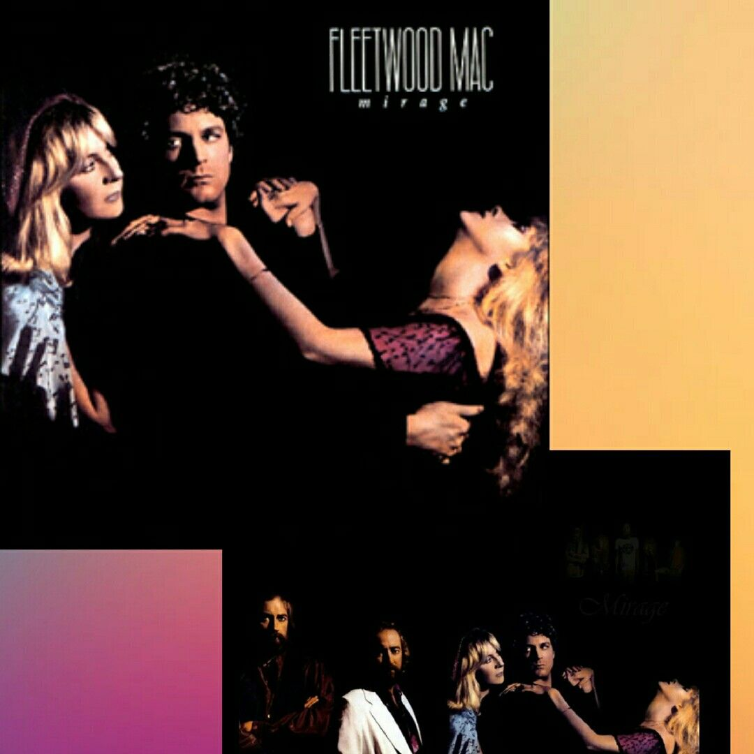 Mirage is the 13th studio album by Fleetwood Mac, released on June 18, 1982. Following a hiatus of over a year after the completion of the worldwide Tusk tour, the band temporarily relocated to Château d'Hérouville in France to record a new album. By this time Stevie Nicksand Lindsey Buckingham had each commenced a solo career, the former to multi-platinum #1 success with 1981's Bella Donna, the latter faring not as well with his first outing Law and Order (US Billboard #32)…