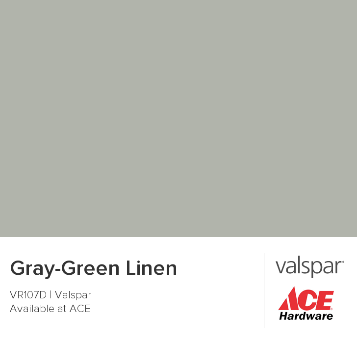 gray-green linen - dining room, bedroom - clark and kingston mix