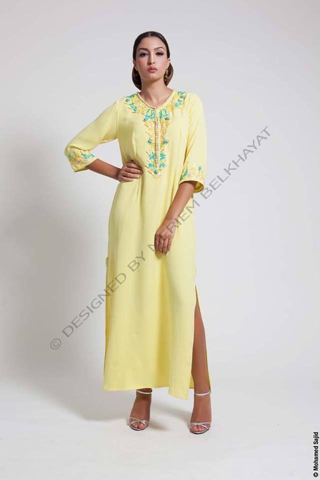 Outfit Belkhayat Sublimissimes De Of AidLes Gandouras Meriem QrBoCedWx
