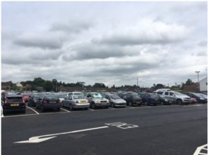 Smart parking solutions can make your visit to the airport