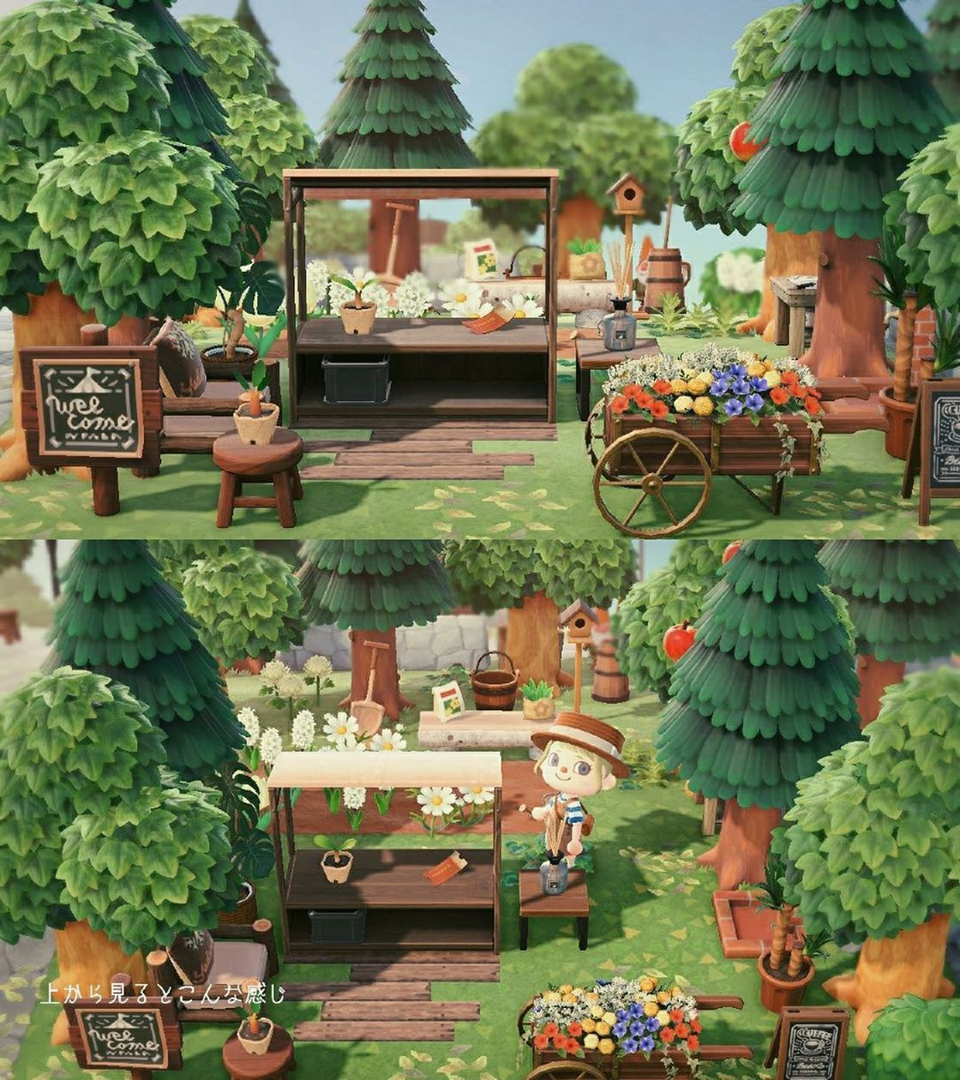 Animal Crossing Store On Instagram Flower Shop Twitter Hiiragi Ac11 Animalcro In 2020 Animal Crossing Animal Crossing Wild World Animal Crossing Guide