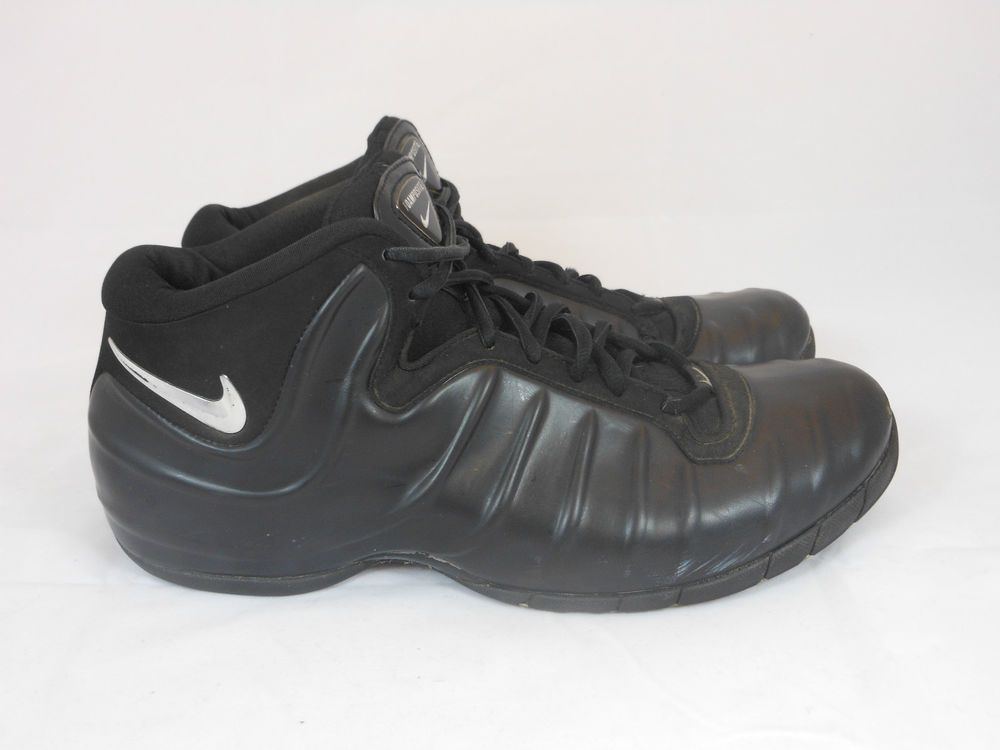 92fc02f3d46860 Vtg OG 2002 Nike Air Pure Posite sz 11.5 XI Foamposite Anthracite Penny One  Pro  Jordan  AthleticSneakers  tcpkickz