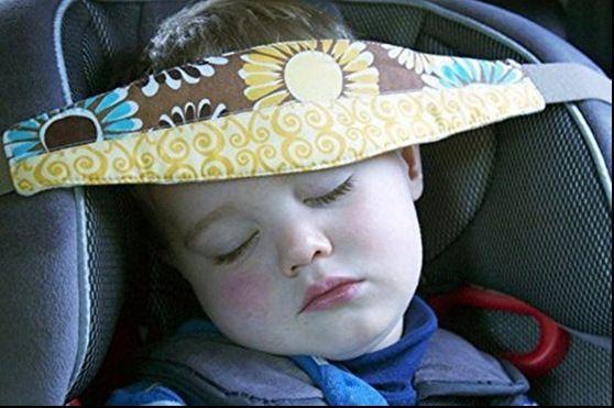Los bebés y bebé cabeza apoyo del cochecito de niño del asiento de