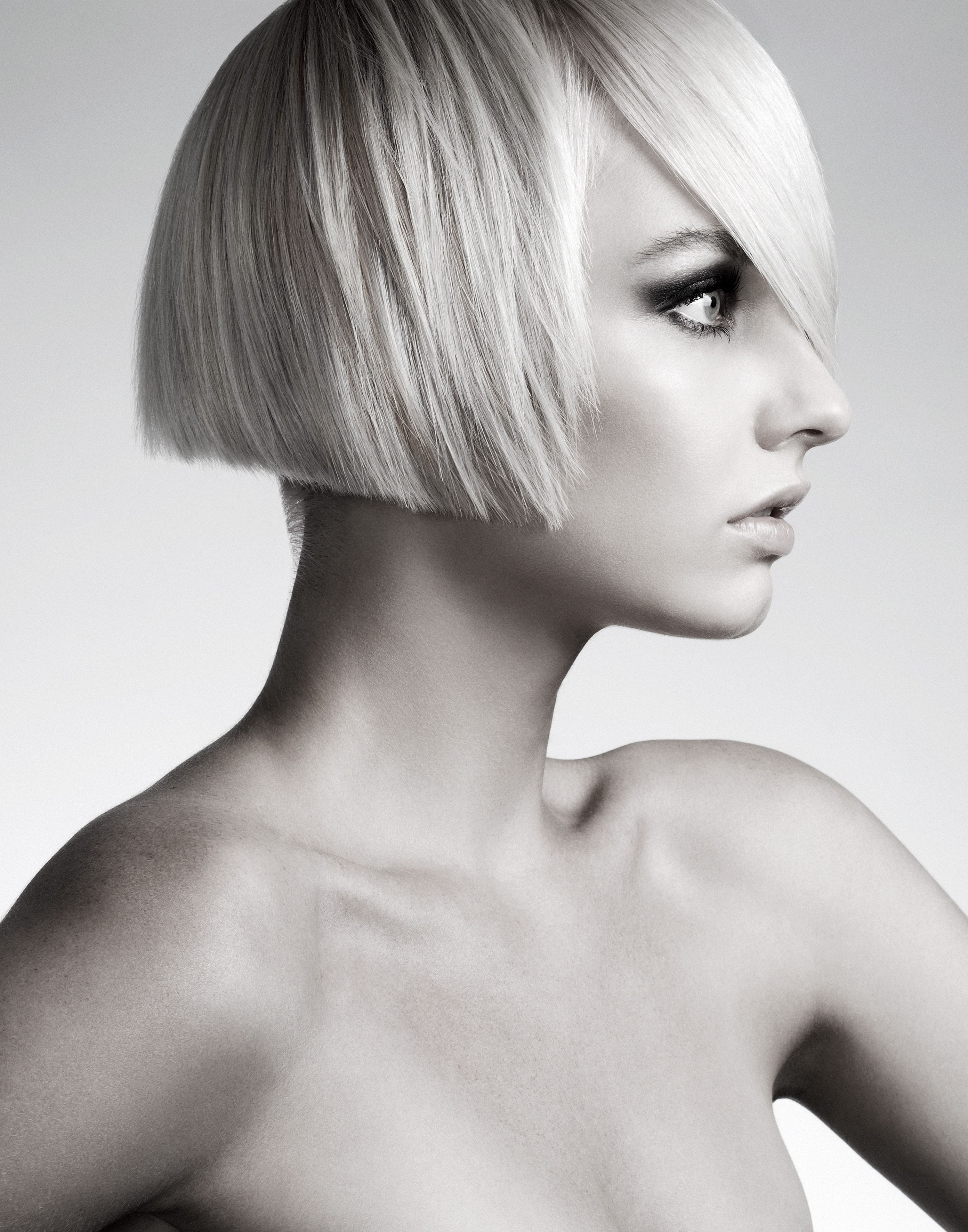 Toniandguy Look Book 2009 Hair By James And Tracey Short Hair