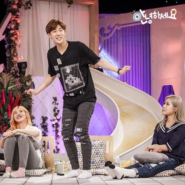 [Instagram] 150512 KBS Hello Counselor Instagram Update - Sunggyu #2 #인피니트 #김성규