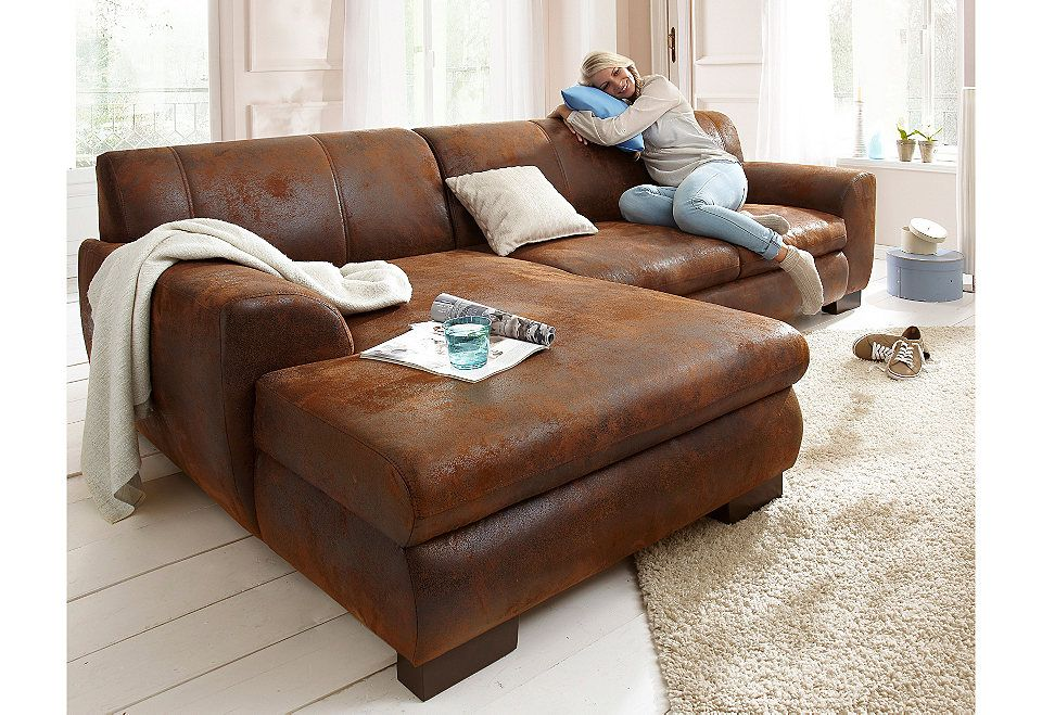 wildleder sofa | ideen rund ums haus | pinterest | wildleder, sofa ... - Wohnzimmer Sofa Braun