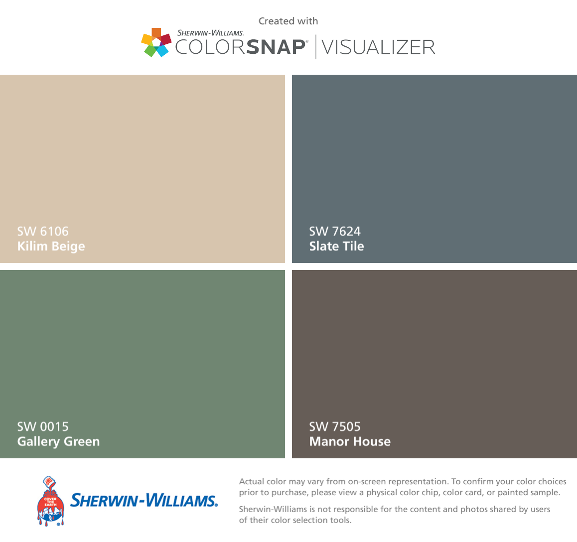 Paint Color Matching App Colorsnap Paint Color App Sherwin Wil Exterior House Paint Color Combinations Exterior Paint Colors For House House Paint Exterior