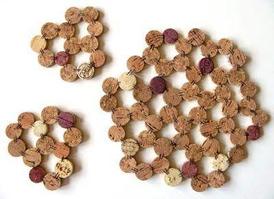 Um Papo Sobre Vinhos: Finalidades úteis para rolhas usadas