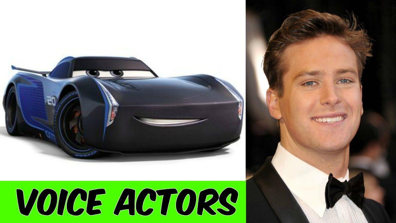 Cars 3 cast cars 3 voice actors cars 3 behind the scenes voices