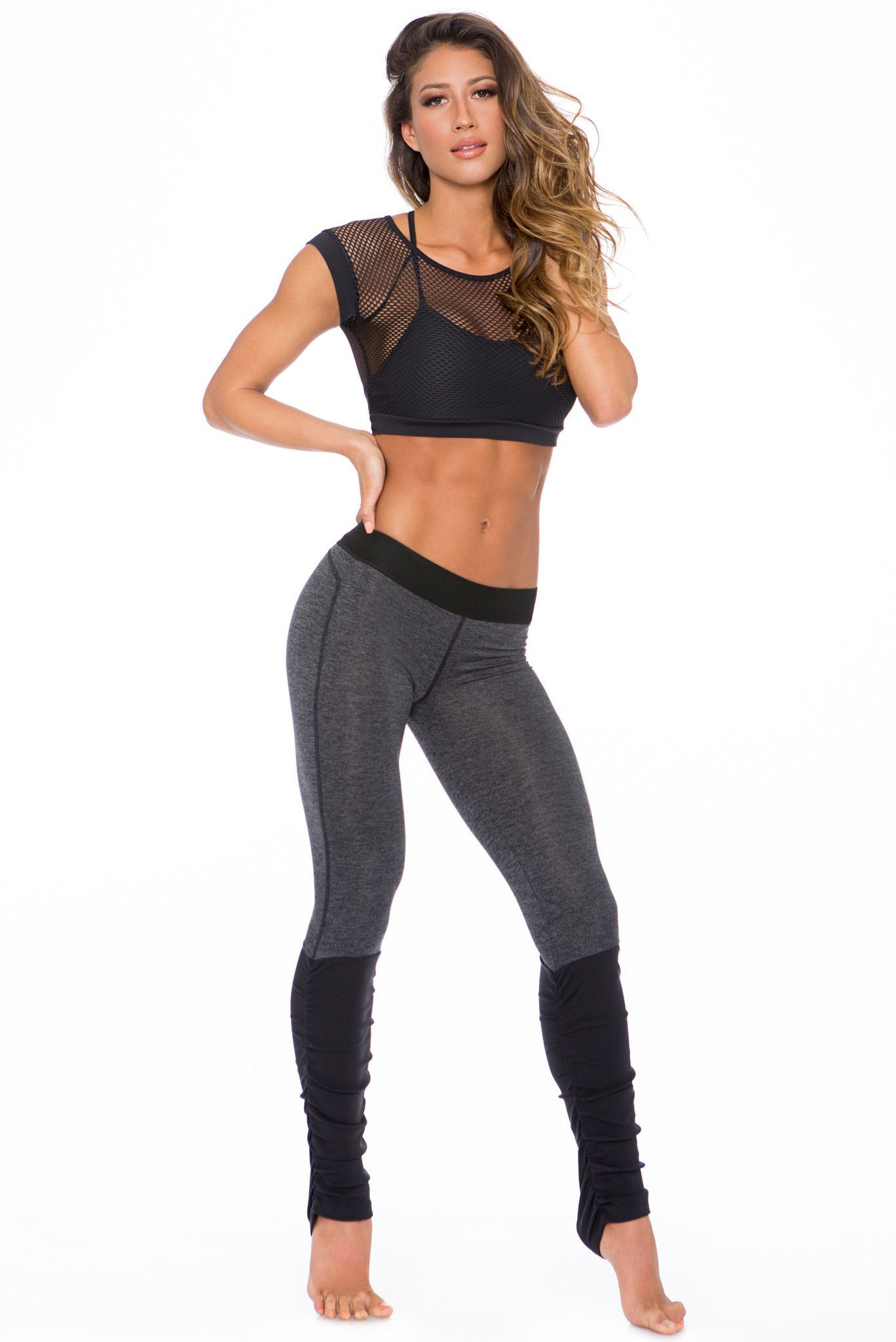 149e8eccc6f69 Bombshell Sportswear has launched designer sportswear bottoms to make your  workouts more comfortable and stylish.
