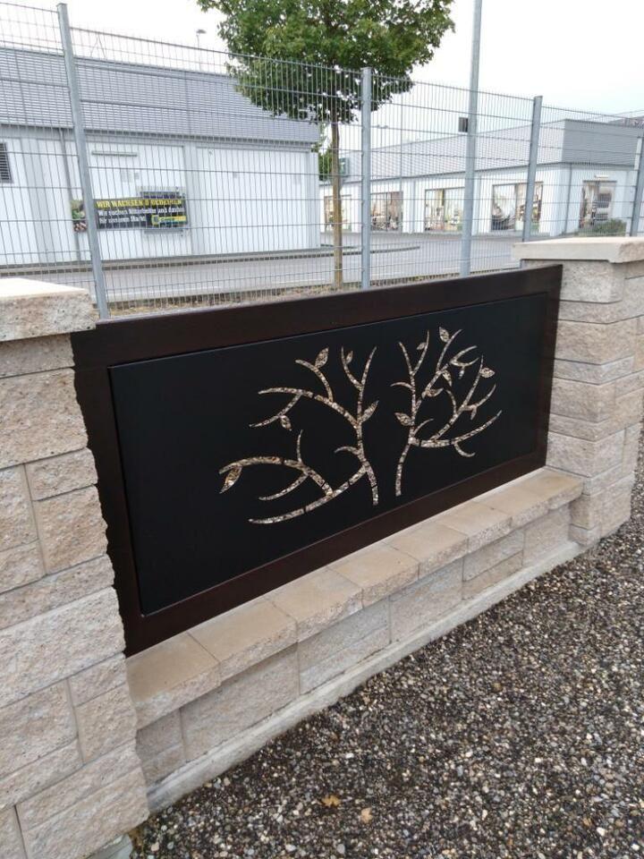 Pin von manuel auf Zaun in 2020 (mit Bildern) Mauerstein