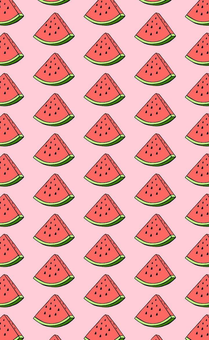Watermelon wallpaper iphone Papel de parede wallpaper