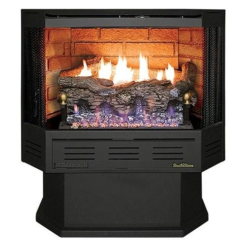 Buck Stove Model 329 Vent Free Gas Stove Or Fireplace Buck Stove