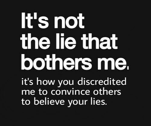 Liars lie why Pathological/Compulsive Liars: