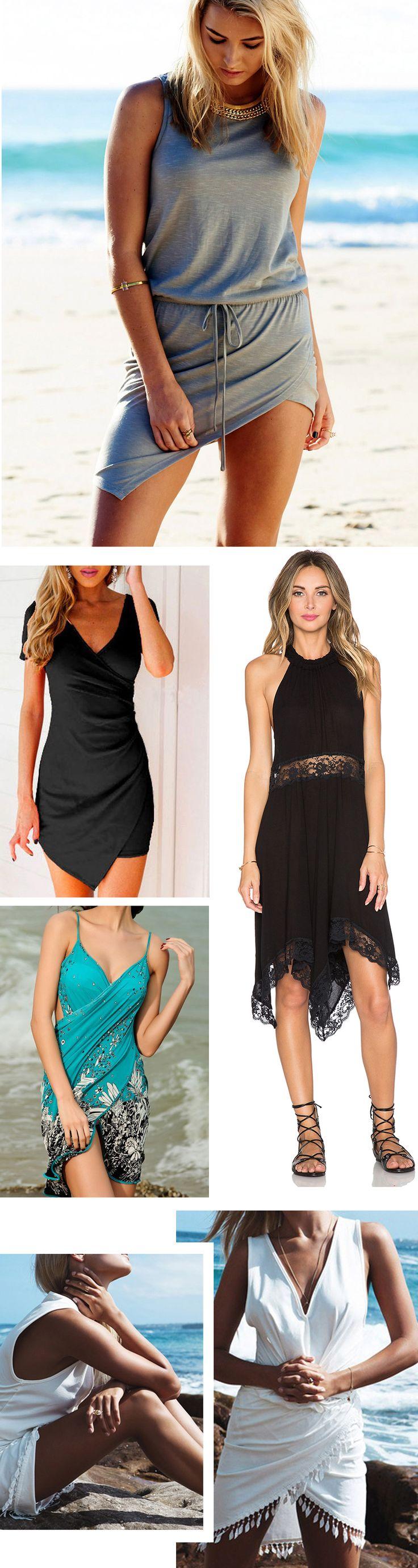 Stylish asymmetrical dress popular trends i just love it