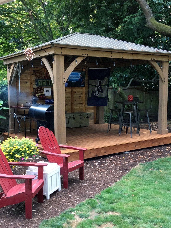 Free DIY Gazebo Plans & Ideas along with Step-by-Step ...