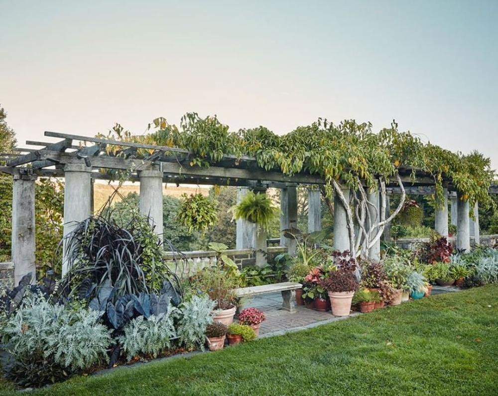 Instagram Garden Design Magazine Beautiful Gardens Garden History