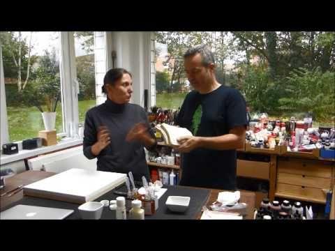 Comment transformer sa peinture à lu0027huile avec BeauxArtsfr