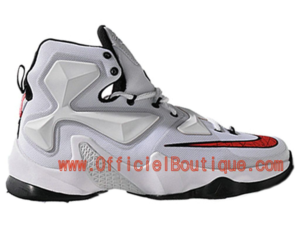 Chaussures Nike Basket Pas Cher Pour Homme Nike LeBron 13