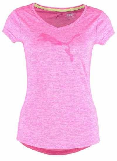 Las Camisetas Deportivas Rosas Las camisetas deportivas rosas de mujer son  prendas básicas que no pueden faltar en el armario de toda amante del  deporte. Ya 1500223d56bec