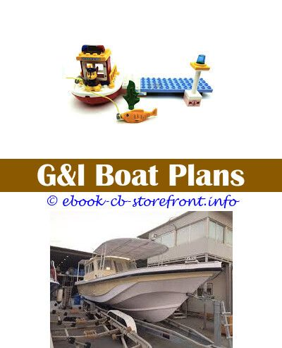 Boat And Plane – Wooden Boat Plan Free