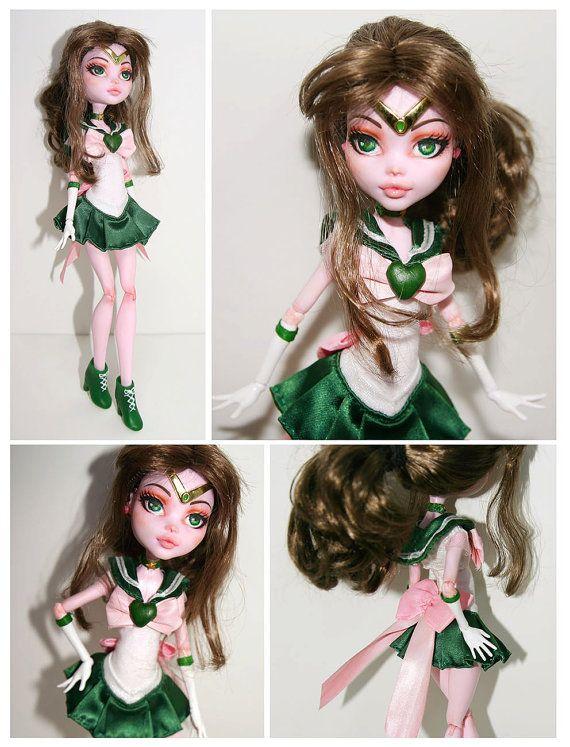Sailor Jupiter Doll (Reserved!)