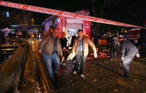 [Galería] Explosión en Turquía deja decenas de muertos...