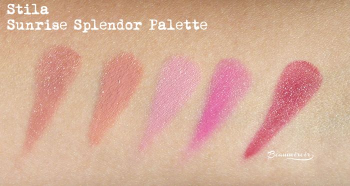 Natural Lip Colour Palette by Ben Nye #4