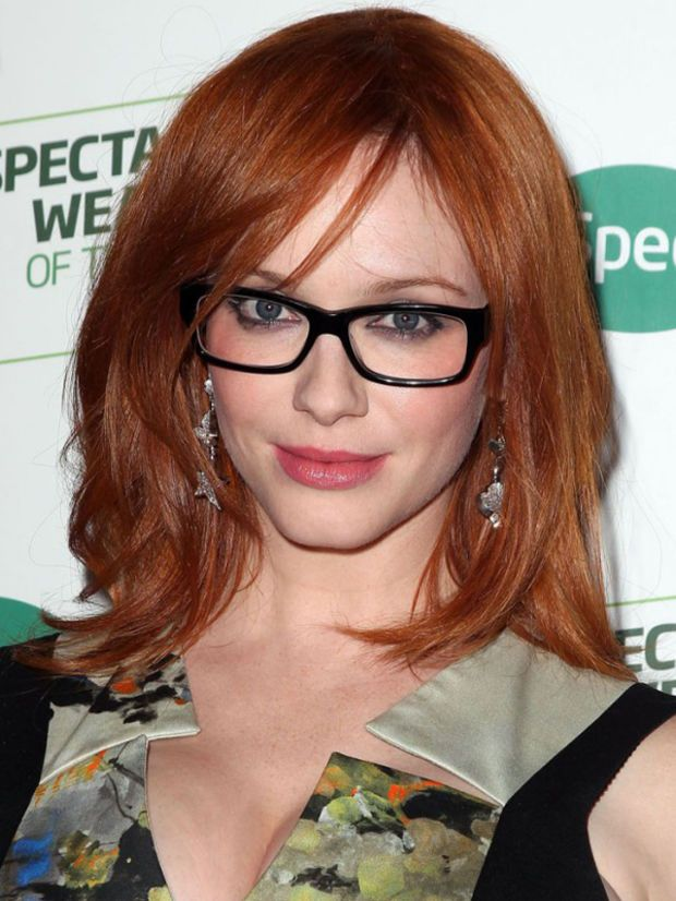 The Best Hairstyles To Wear With Glasses Hair Pinterest Hair