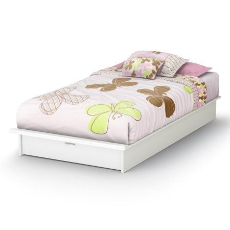 d39507319ebdb South Shore Step One Panel Storage Bed