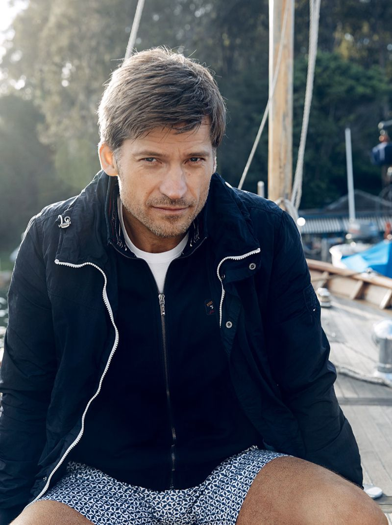 Nikolaj Coster Waldau Poses for Photos in C for Men, Talks Jaime Lannisters Complexities  image nikolaj coster waldau photos 001