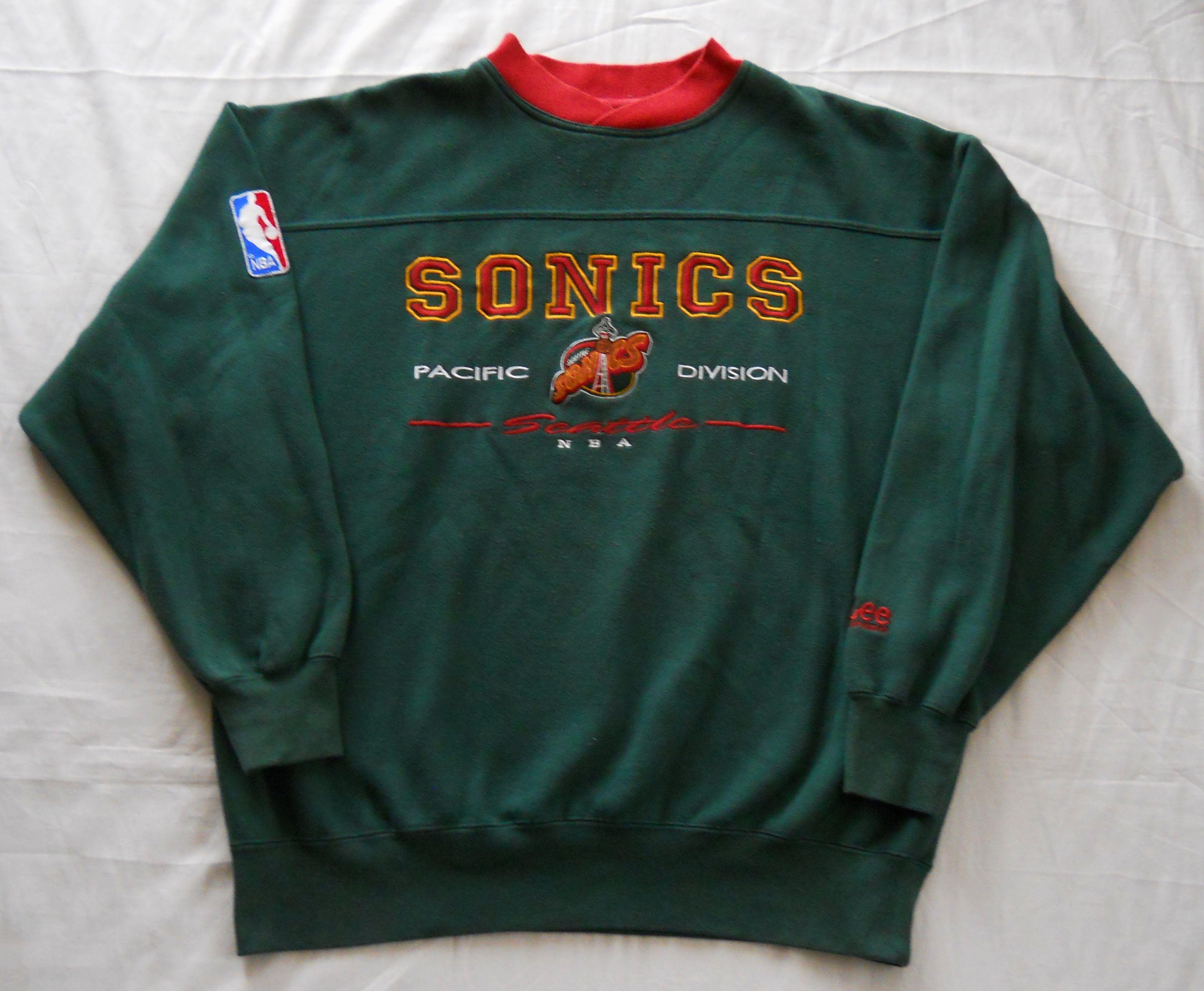 Vintage mid-90s Seattle Seahawks Sweatshirt by Lee Sport. Men s Large  (pre-owned) 6d9387033