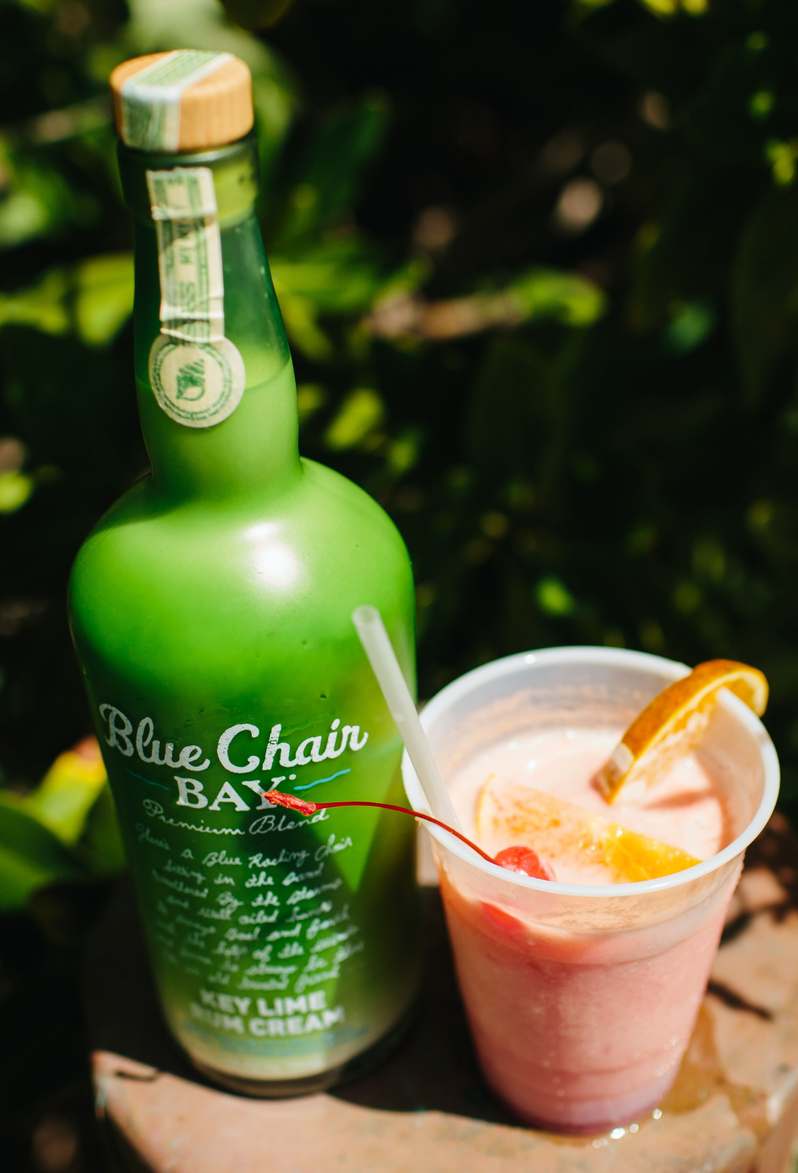 Cherry On Top Blue Chair Bay Key Lime Rum Cream