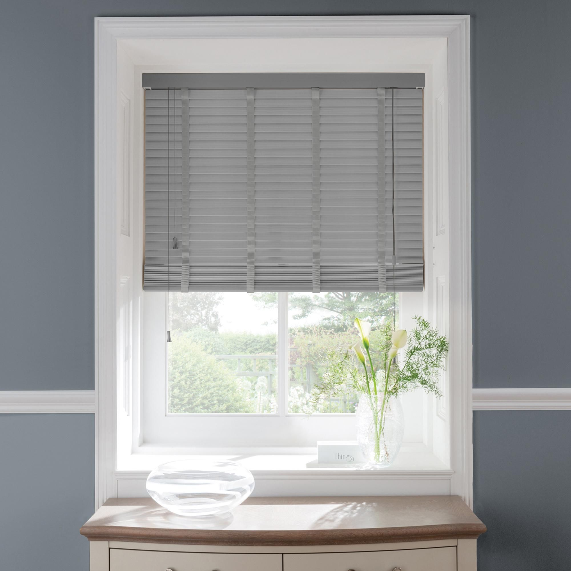 Made To Measure Wooden Venetian Blinds Dunelm Made To