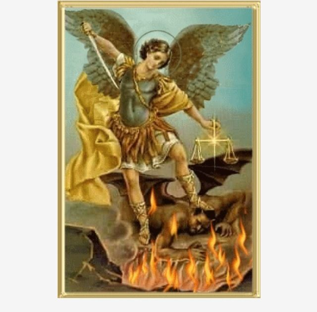 San Miguel Arcangel/St. Michael Archangel