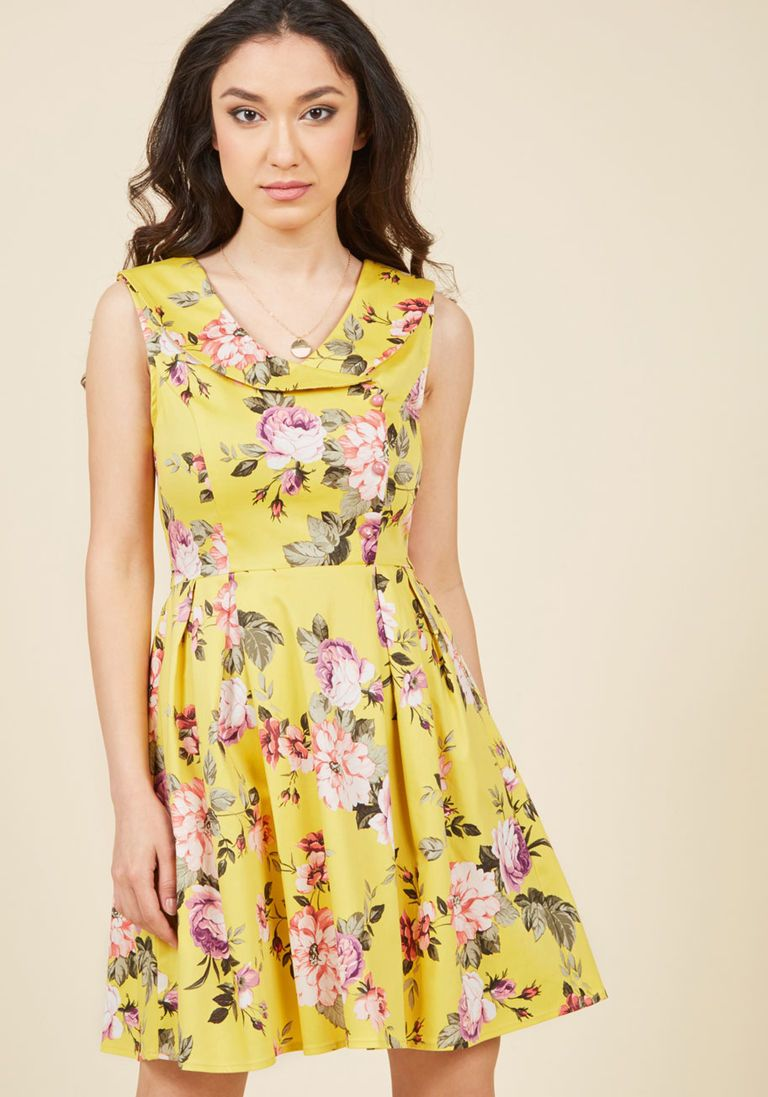 4d1e79acccfd Assuredly Sweet Fit and Flare Dress