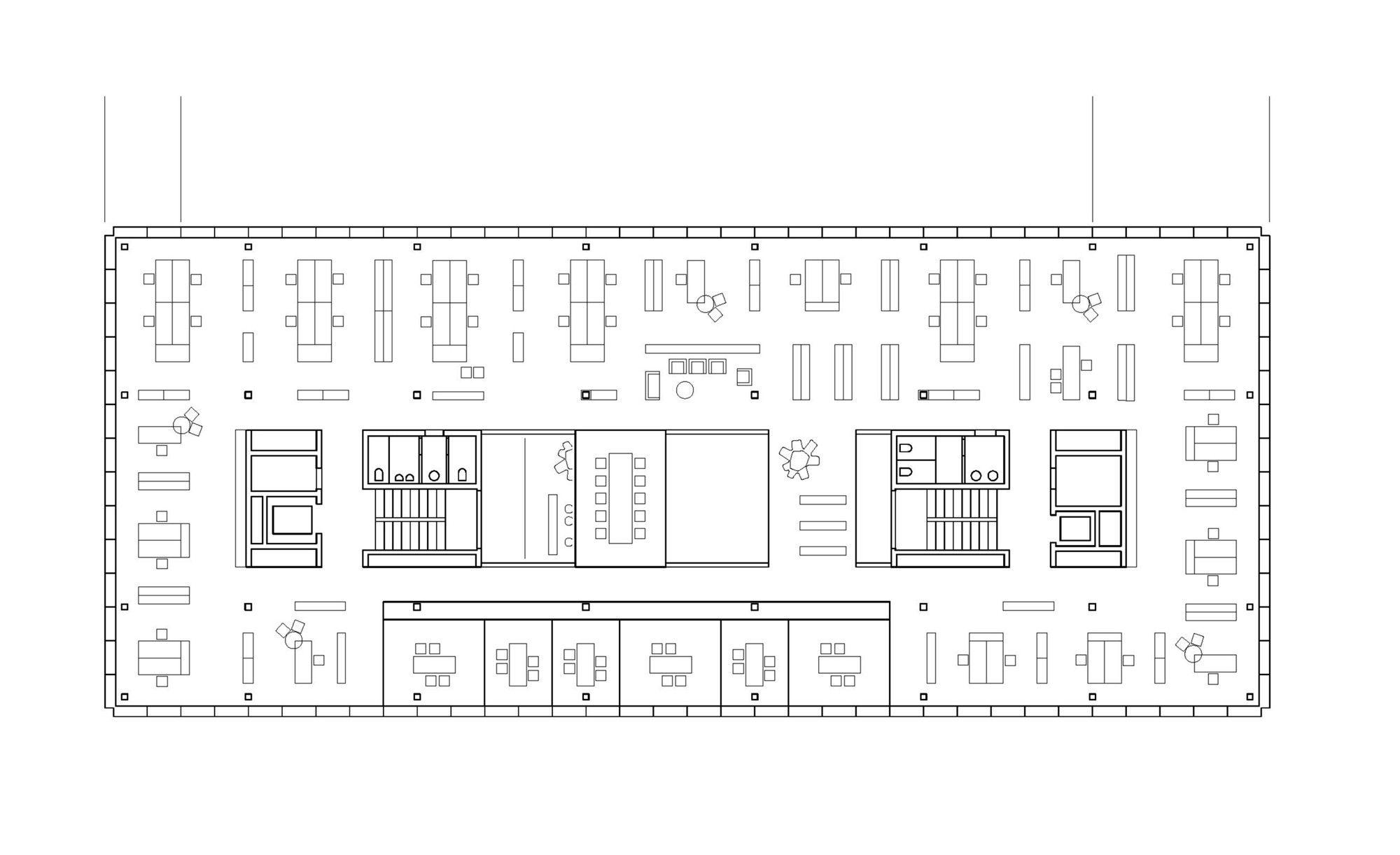Office Building Floor Plans: Pin By Enrique Mendizabal On Think Tank Design
