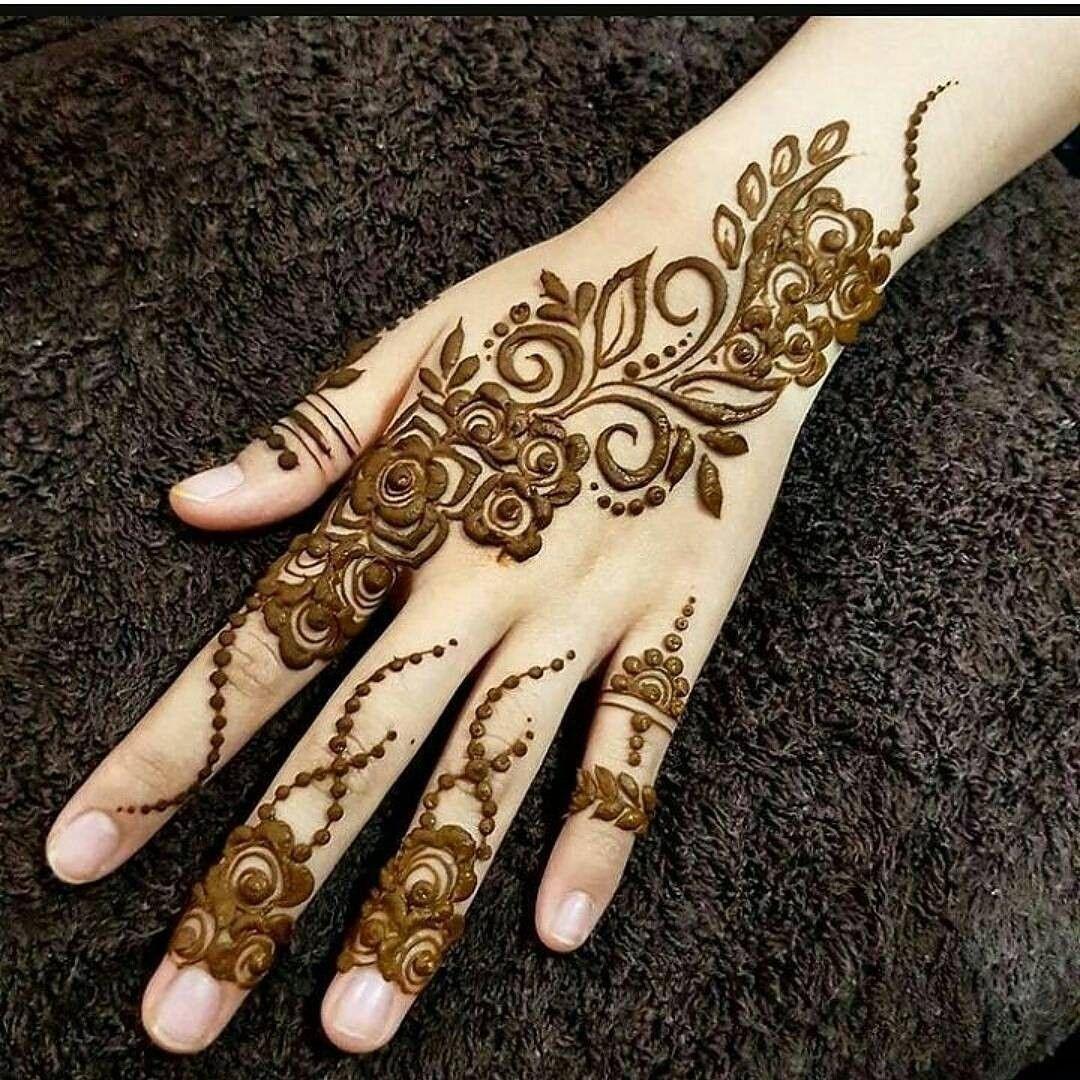 Pin By Elfeeza Ul Haq On Henna Design Arabic Pinterest Mehndi