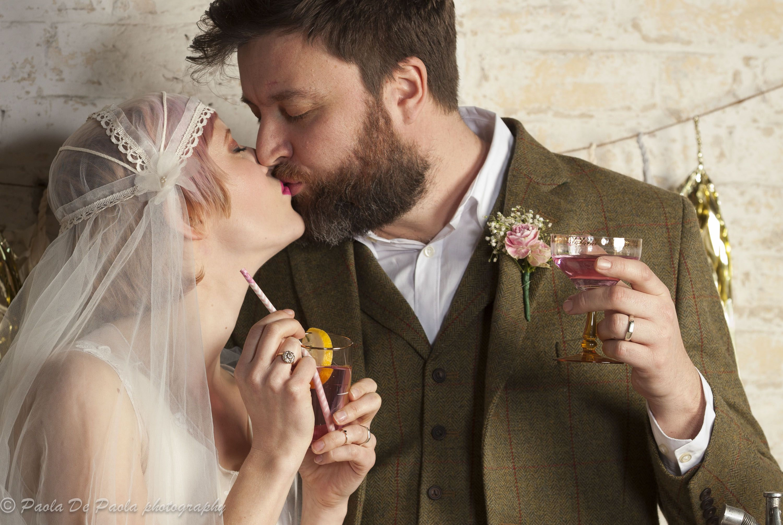 Three piece tweed wedding suit by tweed addict photo by