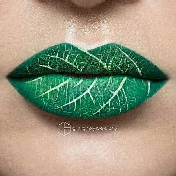 Lippen Kunst