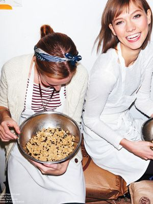 Cherry Bombe A Newmagazine Celebrating Women And Food Karlie