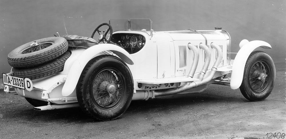 rudolf caracciolas mercedes benz sskl w 06 model series from 1931 this