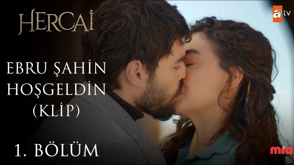 Ebru Sahin Hos Geldin Klip Hercai 1 Bolum Youtube Fictional Characters Entertaining