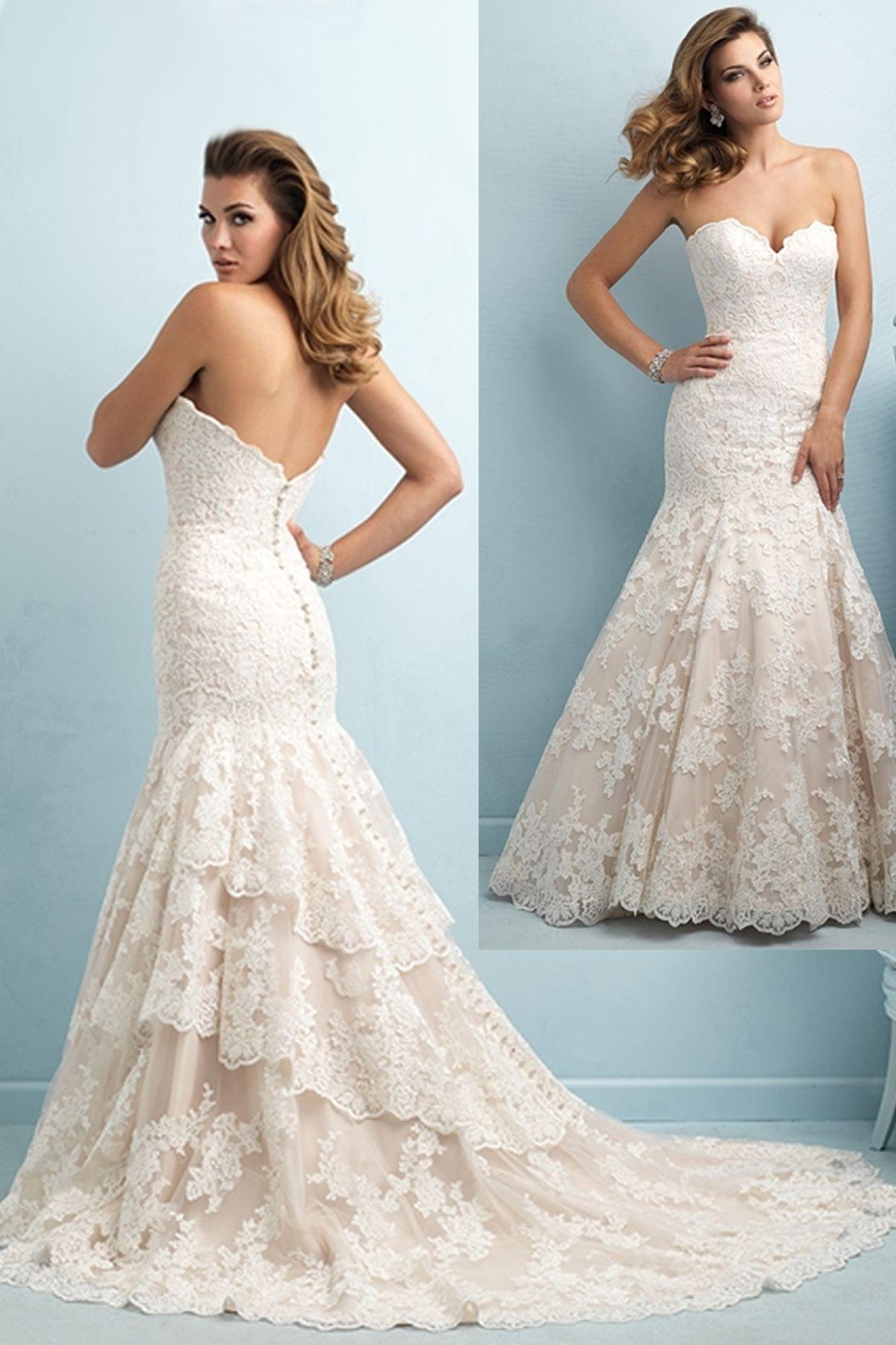 Allure 9215 - Debra\'s Bridal Shop at The Avenues 9365 Philips ...