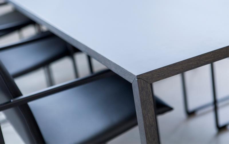 Tavolo Fenix ~ Slim by arco new material fenix master meubel design