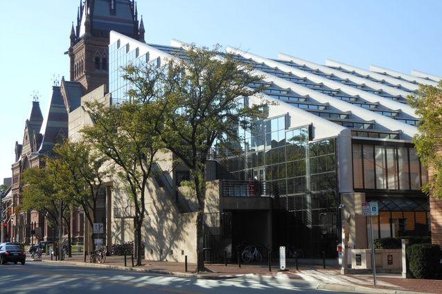 john andrews / gund hall, graduate school of design, harvard