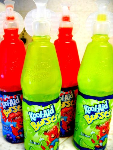 Kool Aid Bursts Kool Aid Childhood Drinks